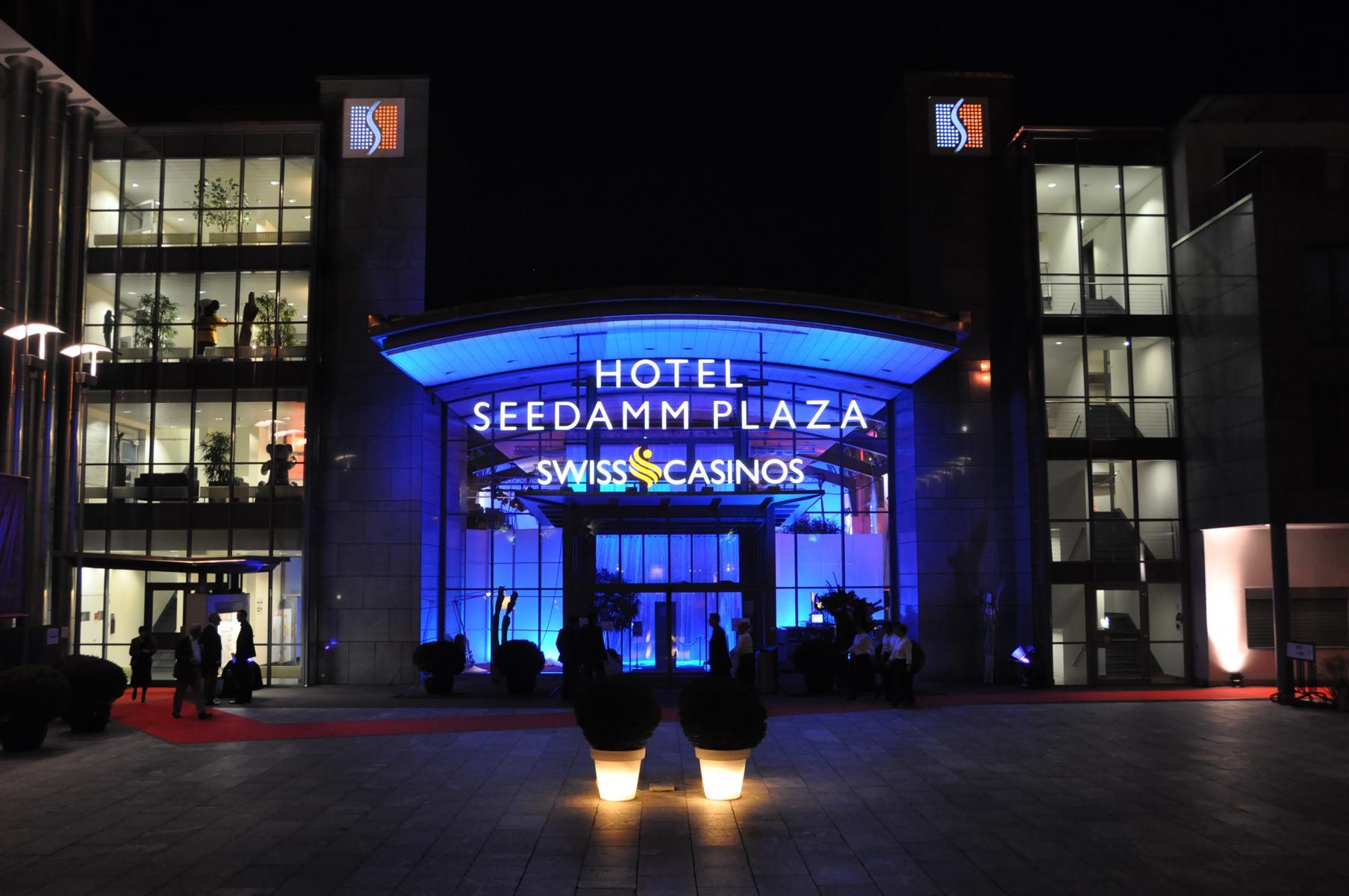 PRtools erhöht die Bekanntheit des Hotels Seedamm Plaza über Facebook und Youtube.