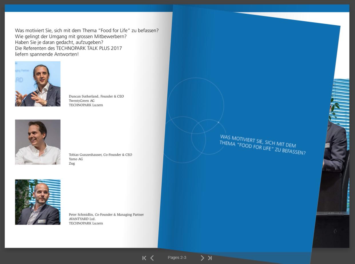 PRtools erstellt ein E-Book: Interessante Kommunikation für die Teilnehmer.