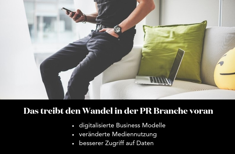 PR Agentur Digital und Social Media Marketing